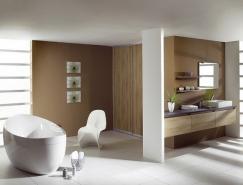 Schmidt精致的豪华卫浴空间设计