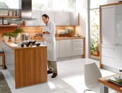 国外棕色系厨房设计欣赏