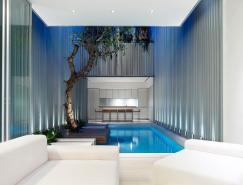 来自新加坡现代简约的室内设计