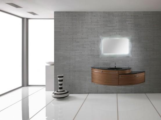 17款现代浴室家具设计