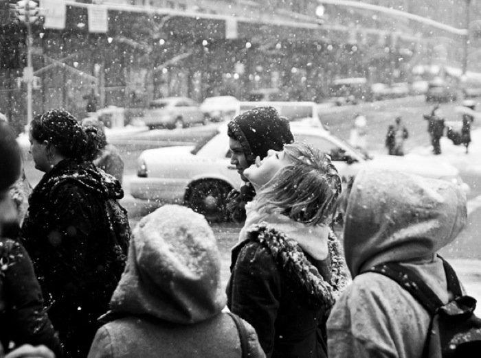 10张颇有意境的雪景摄影