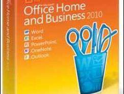 微软玩时尚Office2010包装盒也时髦