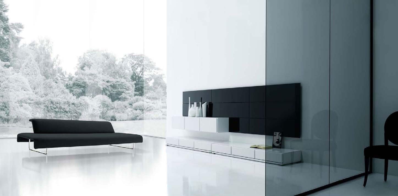 mobilfresno极简风格客厅设计