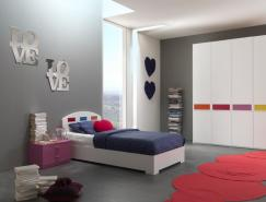 Mazzali青少年卧室设计