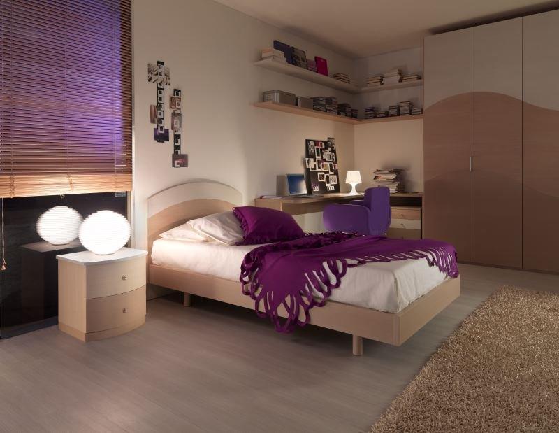 mazzali青少年卧室设计_效果图设计攻略-时间财富网