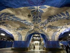 世界各地漂亮的地铁站欣赏