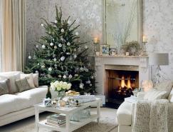 10個漂亮的創意圣誕樹裝飾圖片