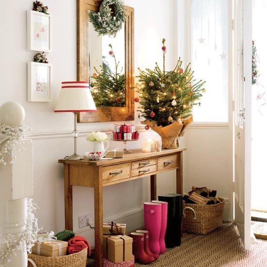 10个漂亮的创意圣诞树装饰图片(2)