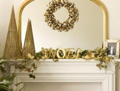 为您创造节日氛围:26张圣诞装饰图片