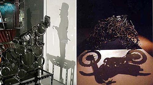 16张漂亮的影子艺术(2)图片