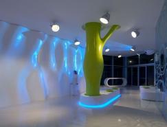现代的奢华概念:i-SUITE酒店室内设计