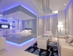 拉斯维加斯硬石酒店主题套房欣赏