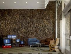 Facebook总部室内空间设计欣赏