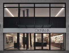 OKINAHA零售概念店室内设计