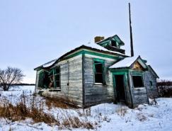 玉洁冰清:冬季摄影作品欣赏