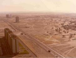 迪拜的20年巨变
