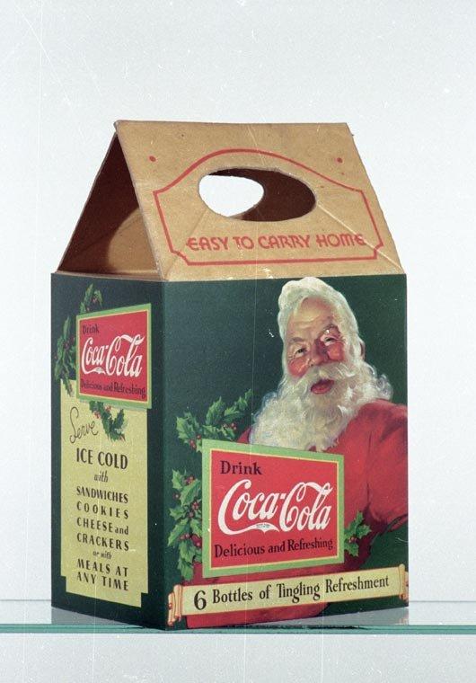百年可口可乐广告欣赏