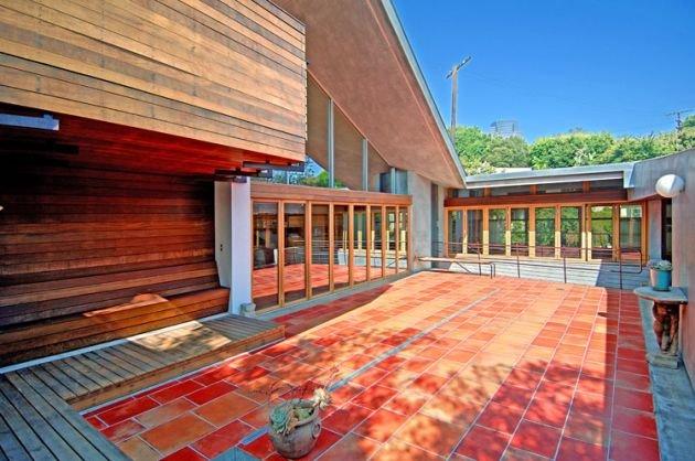 庭院布局别墅设计