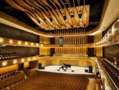 Koerner音乐厅设计