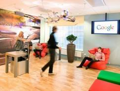 Google斯德哥爾摩開放式辦公環境空間