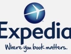 世界最大商务旅行网站Expedia更换新Logo