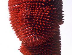 HerbWilliams蜡笔雕塑艺术