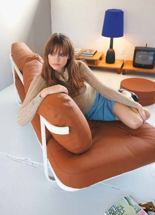 PerWeiss设计的Leash沙发
