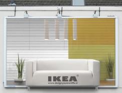 创意十足的IKEA(宜家)广告