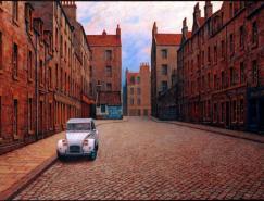 德国艺术家Wiese精妙绘画作品