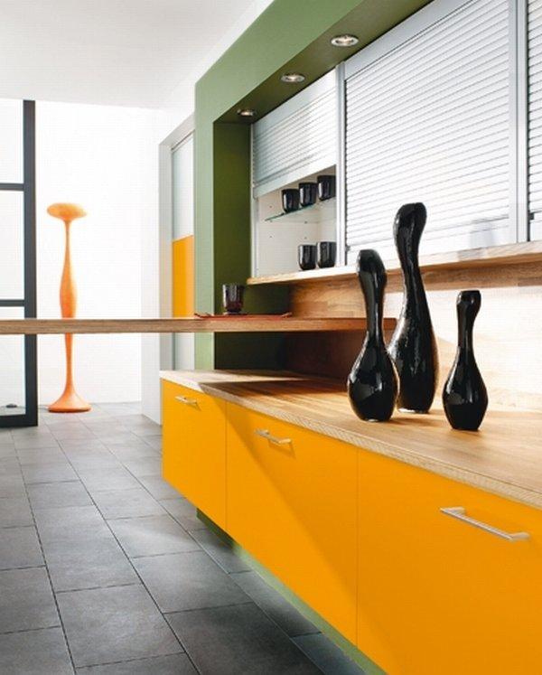>>查看更多客厅效果图客厅; 开放式厨房这样打造赏国外厨房装修图图片