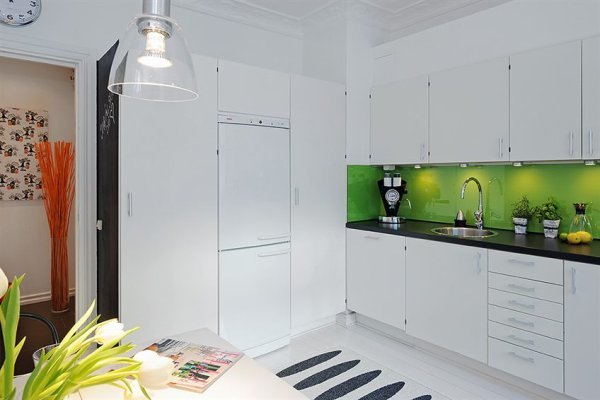 美 国外小户型公寓室内装修设计图