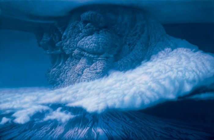阿根廷艺术家HelmutDitsch:难以置信的逼真山水画