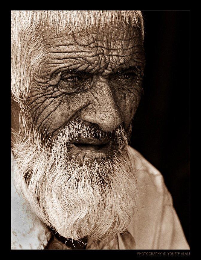 明星的gif_刻满岁月沧桑的老人肖像摄影(8) - 设计之家