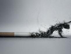 <b>不吸烟的理由:63个创意禁烟广告</b>