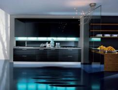 顶级橱柜品牌pedini豪华厨房设计