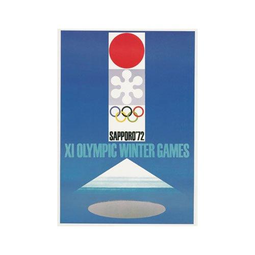 历届冬季奥运会海报欣赏(1924-2010)