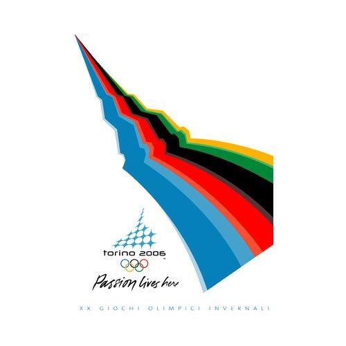 历届冬季奥运会海报欣赏(1924-2010)(2)