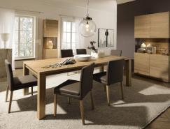 3款时尚伸缩餐桌设计