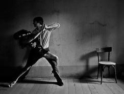 精彩的舞蹈摄影作品
