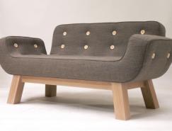 YellowDiva设计的M系列椅子