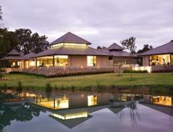富有禅意的豪华住宅设计
