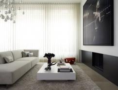 WestChin舒适简约的室内装修设计