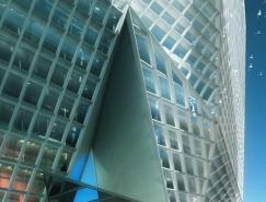 30张逼真的建筑渲染效果图