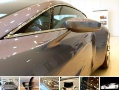 AstonMartinOne-77限量版跑车欣赏