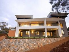 家庭度假海景别墅设计