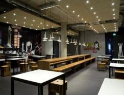 JackieSu餐馆室内设计