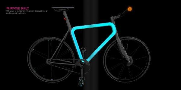 概念自行車設計