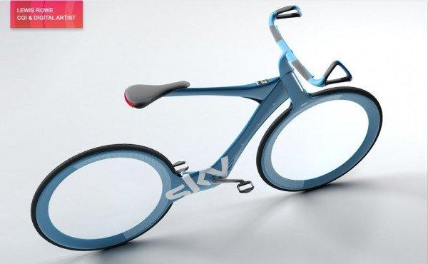 概念自行车设计