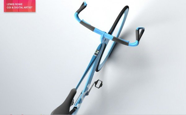 眼界大开的现代概念自行车设计