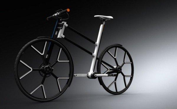 眼界大开的现代概念自行车设计 2 设计之家